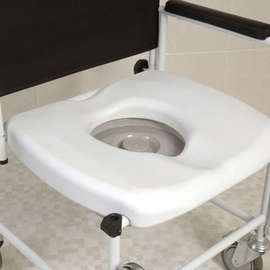 Nuvo Mobile Commode