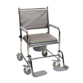NRS Wheeled Commode