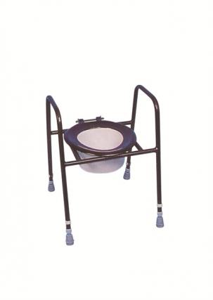Sackville Raised Toilet Seat and Frame