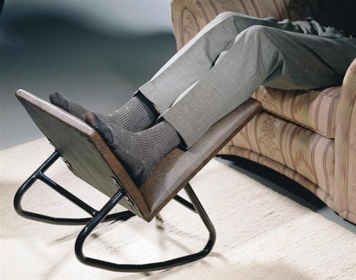 Leg Rest Rocker Style
