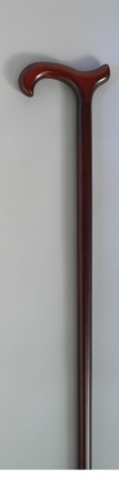 Walking Stick - Burgundy Derby