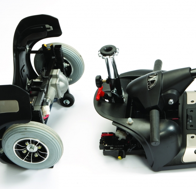 Mercury Prism Sport Mobility Scooter