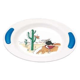 Soft Grip Plate