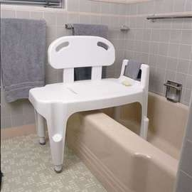 Standard Bath Transfer Bench