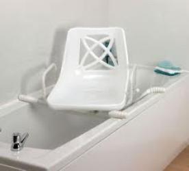 Swivelling Bath Seat Deluxe