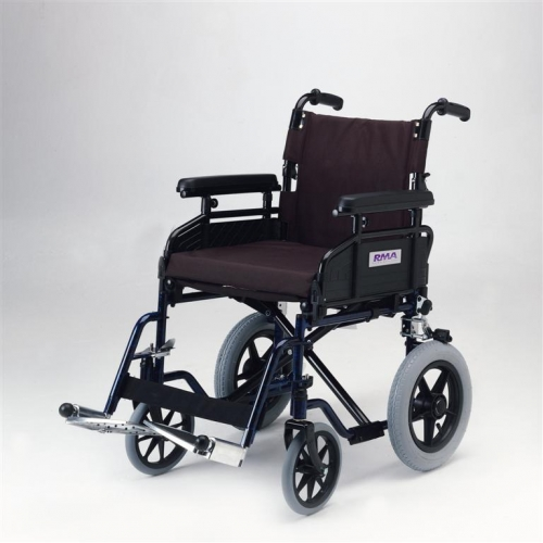 Deluxe Car Transit Wheelchair