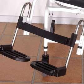 Combi Tilt-In-Space Shower Chair - Heel and Calf Strap