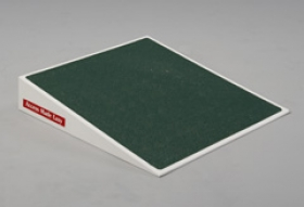 Glass Fibre Threshold Mobility Access Ramp 6 Inch Height