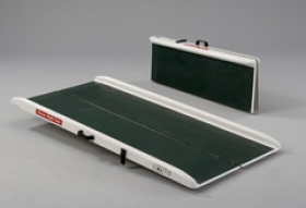 Glass Fibre Folding Briefcase Access Ramp