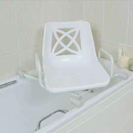 Swivelling Bath Seat Adjustable Width