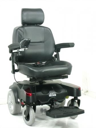 Sunfire Plus EC Power Chair