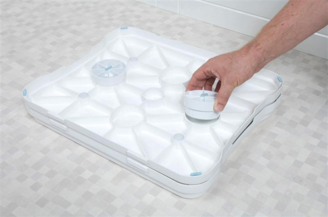 Nuvo Adjustable Bath Step