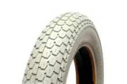 410/350 x 6 C/S Grey Block Tyre