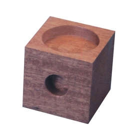Wooden Cube Raisers - Pack of 4