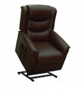 Restwell Riser Recliner Nevada AM PVC Fabric