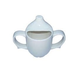 Wade™ Dignity Two Handled Mug (with Pierced Spout)