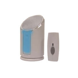 Extra Loud Doorbell with Flashing Strobe Light