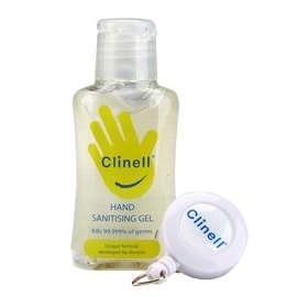 Clinell® Hand Sanitising Gel - 50ml Dispenser