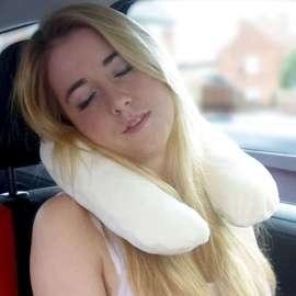 Memory Foam Neck Support Pillow