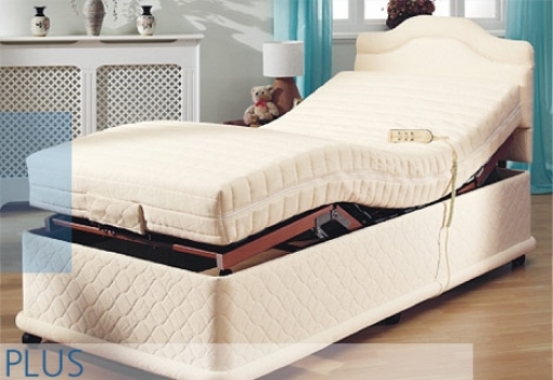 Wakefield Electrically Adjustable Bed and Mattress