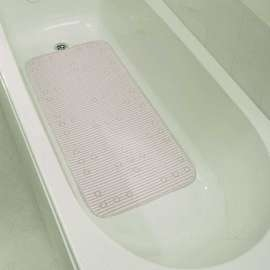 Extra Long Quilted Bath Mat