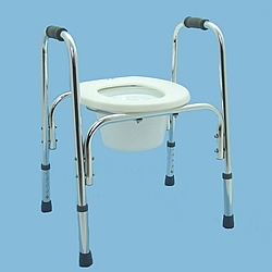 Toilet Assist Commode/Shower/Bath Seat