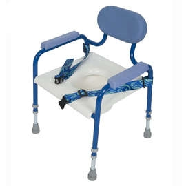 Nuvo™ Children's Height Adjustable Commode