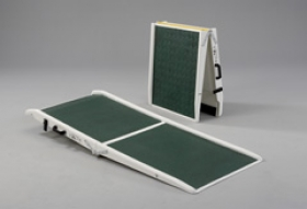 Glass Fibre Folding Scooter Ramp