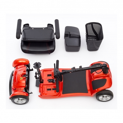 Kymco Mini LS ForU (Flame Orange)