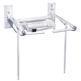 Pressalit Folding Support System