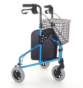 Folding Lightweight Aluminium Tri-Walker