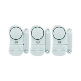 Magnetic Door & Window Open Alarm Pack of 3