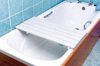 Nuvo Slatted Shower Board