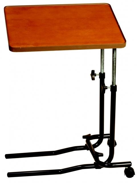 Overbed Table 2 Castors