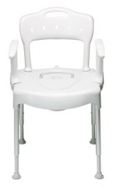 Swift 4 in 1 Shower Commode Chair