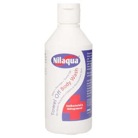Nilaqua® Towel Off Body Wash