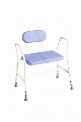 Bariatric Height Adjustable Perching/Kitchen Stool