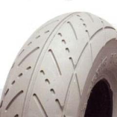 260 x 85 (300 x 4) (10 x 3) C/S Grey Scallop Tyre