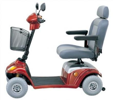 Kymco Midi X Mobility Scooter