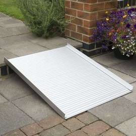 NRS Mobility Care® Roll-Up Portable Ramp