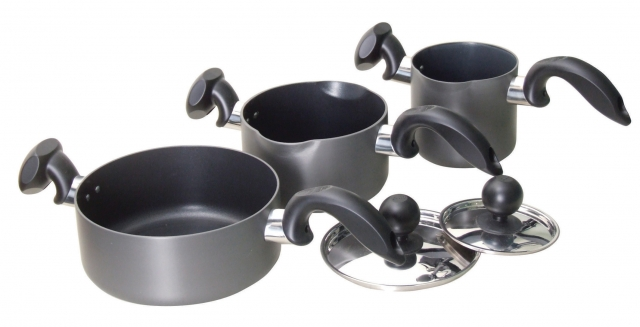 Doctor Cook® Pans Set