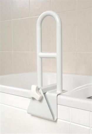Clamp on Bath Safety Grab Bar