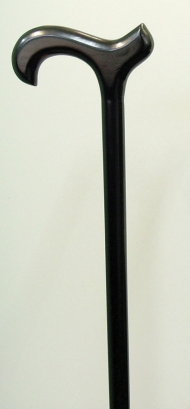 Walking Stick Black Derby