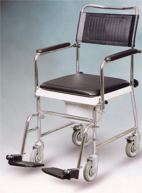 Wheeled Commode