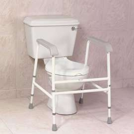 Nuvo Standard Free Standing Toilet Frame