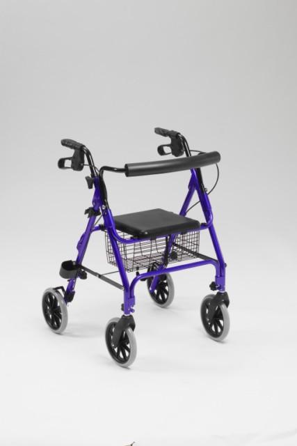 Standard Aluminium Rollator