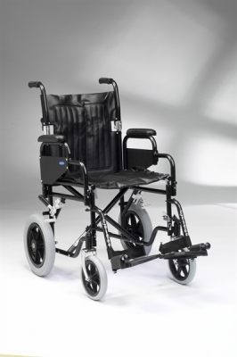 S3 Steel Wheelchair