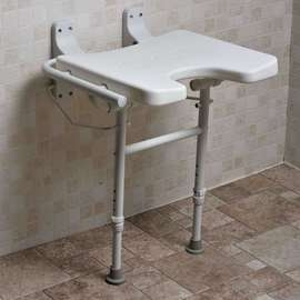 Economy Wall Mounted Shower Seat