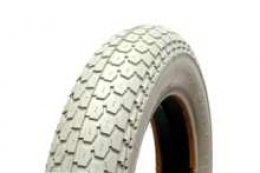 200 x 50 PR1MO Grey Block Tyre