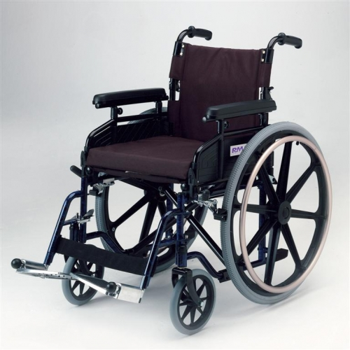 Deluxe Self Propel Wheelchair with adjustable arm rests